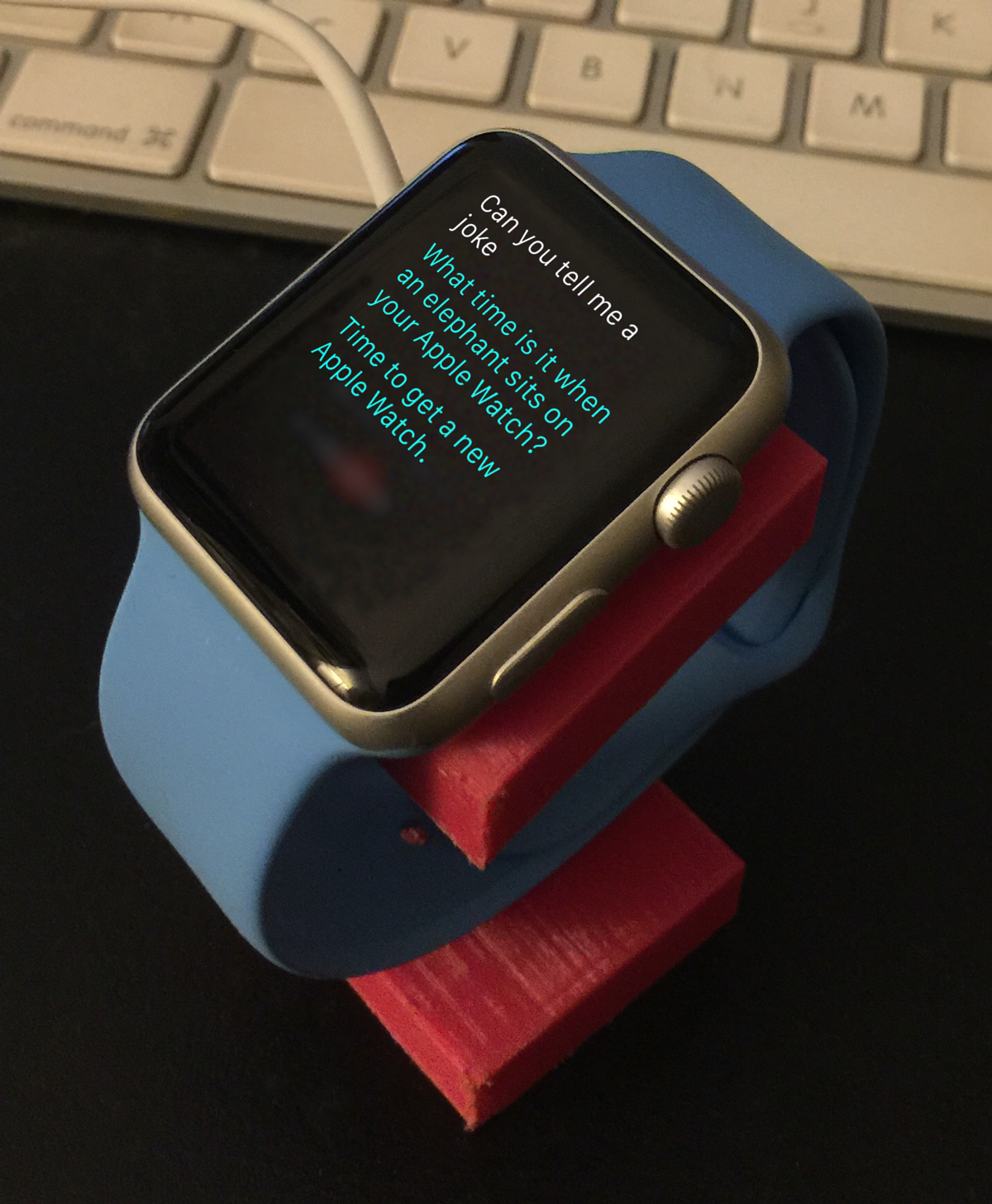 Episode 37 - Aaron's Apple Watch Strikes Out