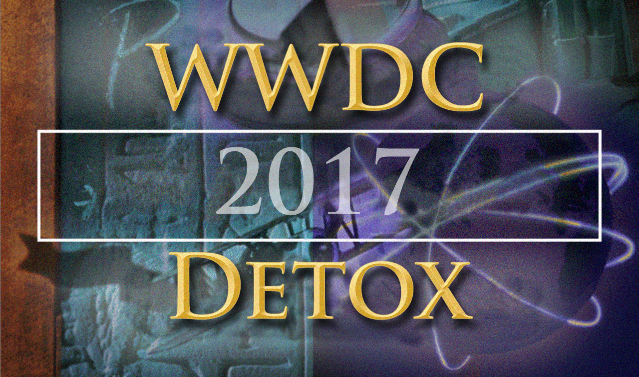 Episode 148 - WWDC Detox - 2017 Edition